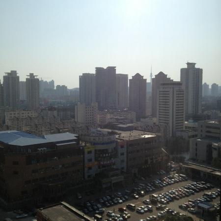 Le Meridien Qingdao: 1705房间