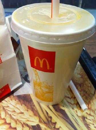 McDonald's: 麦当劳