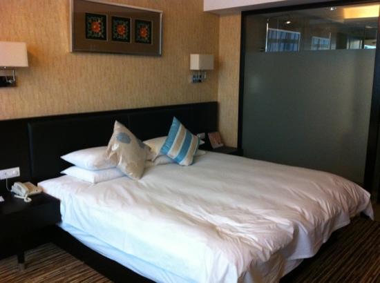 Nanchang SSAW Hotel: 豪华大床房