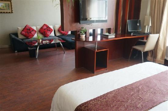 Zhijun Hotel Yinchuan Lijinghu: 照片描述