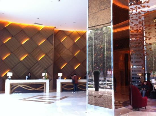 Asta Hotel Shenzhen : 酒店大堂