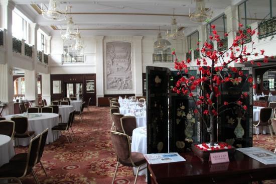 Xijiao State Guest Hotel: 西郊宾馆水上餐厅