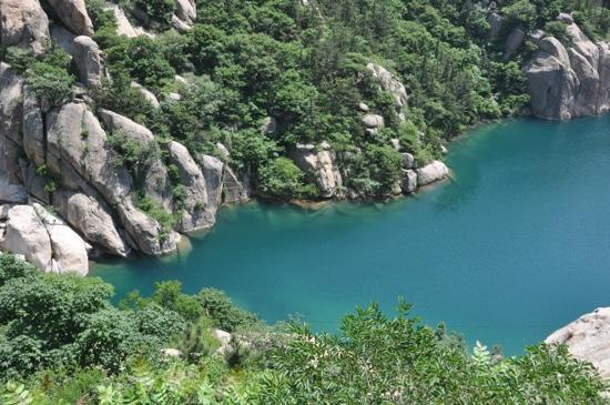 Laoshan Scenic Area : 水库