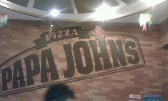 Papa John's (QinLing Road)
