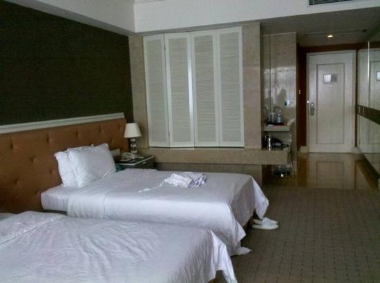 Qiushuishan Grand Hotel: 求水山酒店