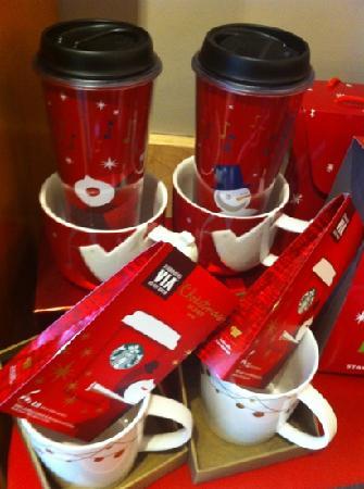 Starbucks (XiJiao Bai Lian)