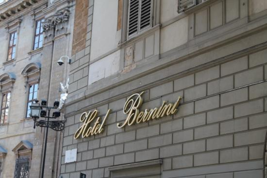 Bernini Palace Hotel: 老城中的酒店