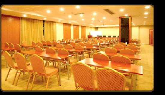 Yan Nian Business Hotel: 会议室