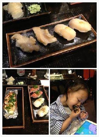 Sushi Sasabune: 寿司