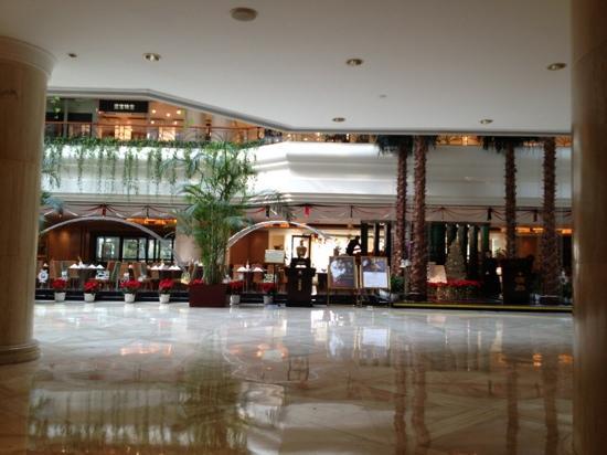 Jinling Jinma Palace Hangzhou : 自助餐厅