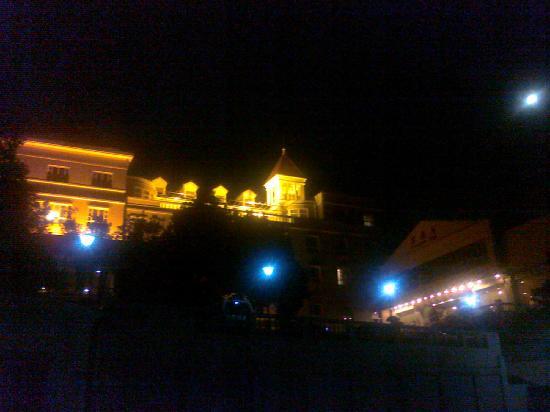 Wuhu Tieshan Hotel: 夜景