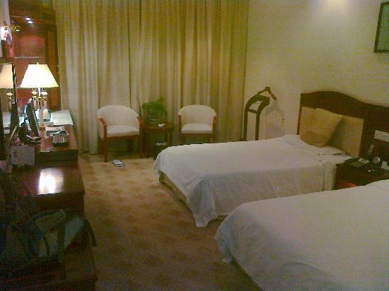 Wuhu Tieshan Hotel: 双人标间