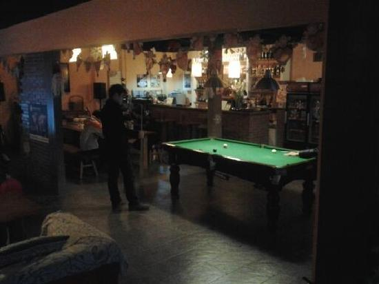 Beijing Heyuan International Youth Hostel : 和园酒吧的夜生活~那个美啊~