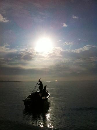 Mili 3 Hao: 海边