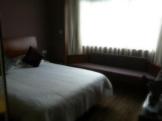 SSAW Hotel Hubin: 君亭湖滨酒店的客房