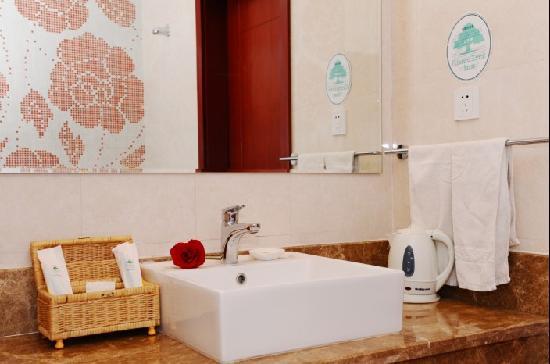 Gelin Kaida Hotel: 浴室