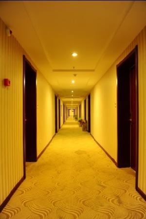 Gelin Kaida Hotel: 走廊