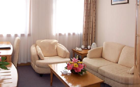 Jiang Tian Hotel: 套房