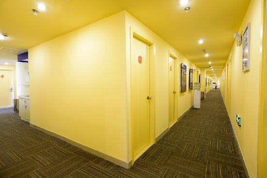 99 Hotel(Shanghai Wujiaochang) : 照片描述