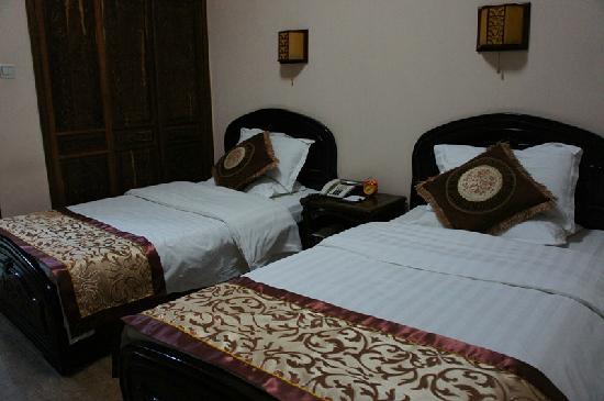 Hongshanyi Inn : 客房
