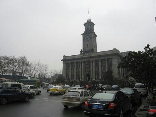 Jianghanguan Building : 古老