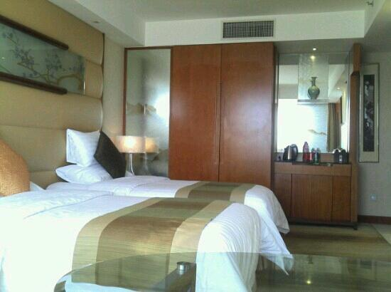 Gehua New Century Hotel: 商务标