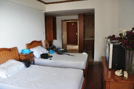 Shuijing Lanwan Holiday Apartment: you    lao    shu