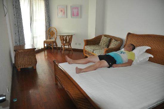Shuijing Lanwan Holiday Apartment: you   lao     shu     QQ71637777