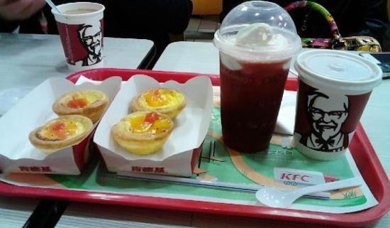 KFC (ZhangJiang West Road)