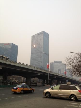 The Westin Beijing Chaoyang: westin