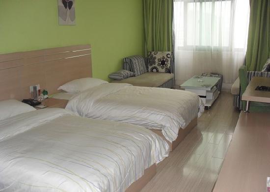 Heng 8 Chain Hotel Hangzhou Guali