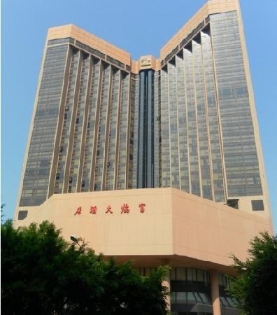 Best Western Shenzhen Felicity Hotel: 富临大酒店