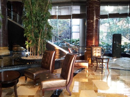The Hongta Hotel, A Luxury Collection Hotel, Shanghai: 酒店大堂