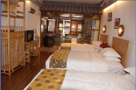 Fairyland Hotel Dali Xiaguan Renmin South Road
