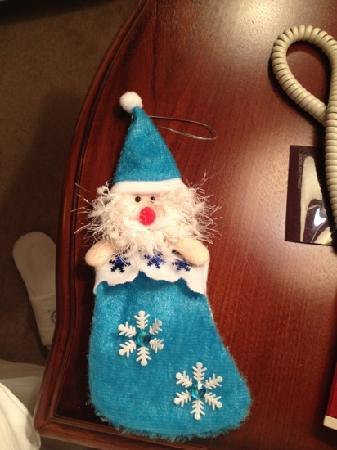 شيراتون جويلين هوتل: 酒店的可爱圣诞礼物 