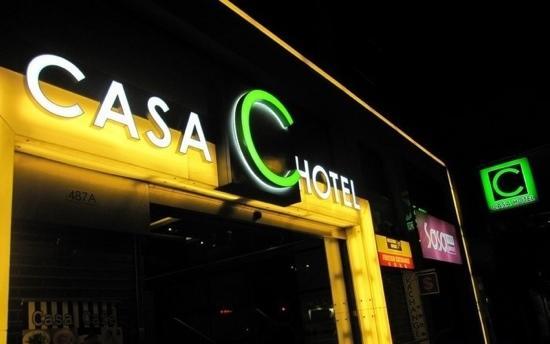 Casa Hotel Hong Kong: casa hotel