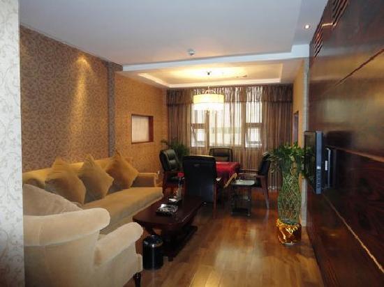 Soaring International Hotel: 棋牌室