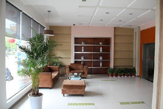 Sunshine 365 Hotel : 酒店大厅