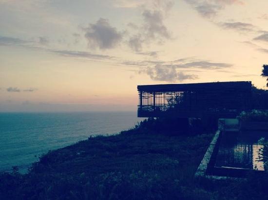 Alila Villas Uluwatu : Sunrise