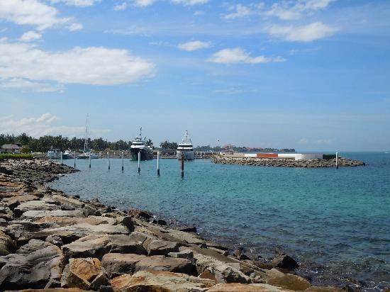 Sutera Harbour Resort (The Pacific Sutera & The Magellan Sutera): sea view