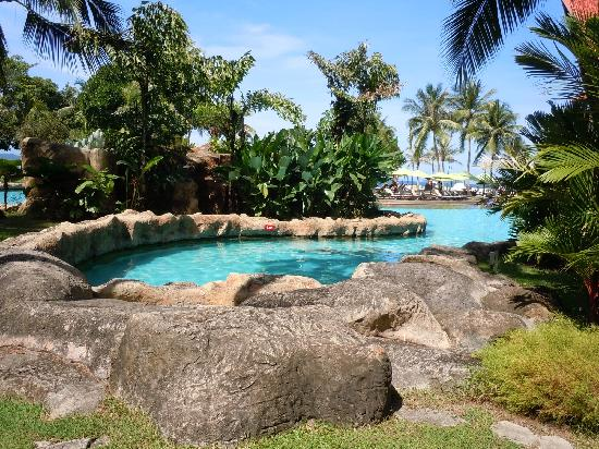 Sutera Harbour Resort (The Pacific Sutera & The Magellan Sutera): garden view