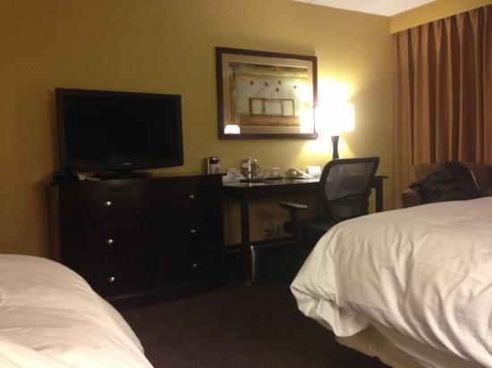 Radisson Nashua Hotel: 房间
