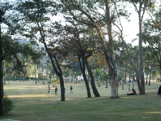 Zhuhai Seaside Park : hb
