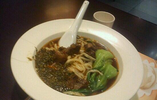 Kang ShiFu SiFang Beef Noddle (ZhengJia)
