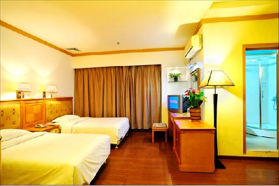 Gongying Hotel: 豪华双人间