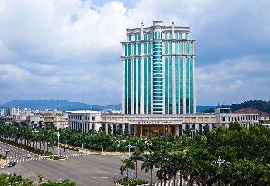 Jiangmen Gladden Hotel: 酒店主楼