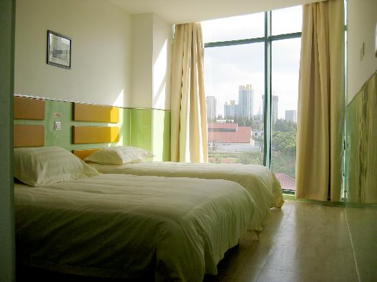 99 Inn (Shanghai Songbin Road)