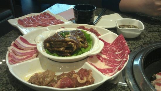 Han'nashan Korean BBQ (YinZuo Plaza)