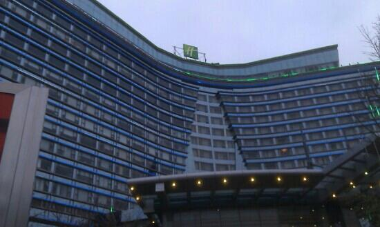 Holiday Inn Chengdu Century City-East Tower : 世纪城假日酒店东楼