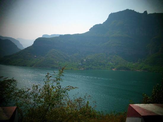 Taihang Mountain: taihang ping lake
